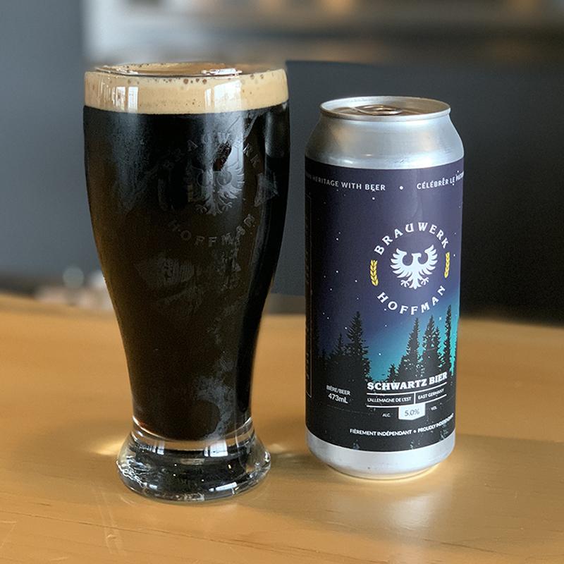 East Germany Dark Schwartz Bier