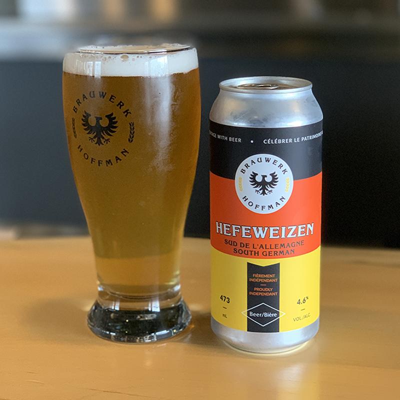 Hefeweizen South German beer