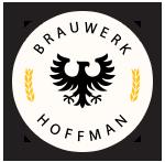 Brauwerk Hoffman Brewery in Rockland, Ontario Logo